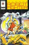 Cover for Magnus Robot Fighter (Acclaim / Valiant, 1991 series) #18