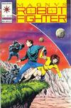 Cover for Magnus Robot Fighter (Acclaim / Valiant, 1991 series) #20