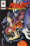 Cover for Magnus Robot Fighter (Acclaim / Valiant, 1991 series) #23