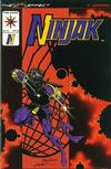 Cover for Ninjak (Acclaim / Valiant, 1994 series) #8