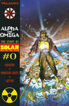 Cover for Solar, Man of the Atom: Alpha and Omega (Acclaim / Valiant, 1994 series) #0