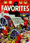 Cover for Four Favorites (Ace Magazines, 1941 series) #6