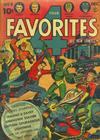 Cover for Four Favorites (Ace Magazines, 1941 series) #8