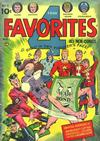 Cover for Four Favorites (Ace Magazines, 1941 series) #11