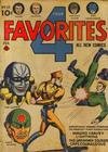 Cover for Four Favorites (Ace Magazines, 1941 series) #13