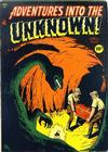 Cover for Adventures into the Unknown (American Comics Group, 1948 series) #4