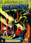Cover for Adventures into the Unknown (American Comics Group, 1948 series) #5