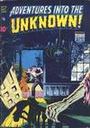 Cover for Adventures into the Unknown (American Comics Group, 1948 series) #8
