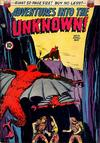Cover for Adventures into the Unknown (American Comics Group, 1948 series) #10