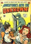 Cover for Adventures into the Unknown (American Comics Group, 1948 series) #13
