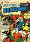 Cover for Adventures into the Unknown (American Comics Group, 1948 series) #15