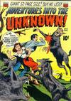 Cover for Adventures into the Unknown (American Comics Group, 1948 series) #18