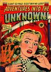 Cover for Adventures into the Unknown (American Comics Group, 1948 series) #22