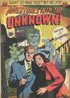Cover for Adventures into the Unknown (American Comics Group, 1948 series) #25