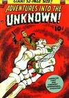 Cover for Adventures into the Unknown (American Comics Group, 1948 series) #28