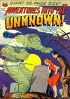 Cover for Adventures into the Unknown (American Comics Group, 1948 series) #30