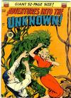 Cover for Adventures into the Unknown (American Comics Group, 1948 series) #32