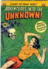 Cover for Adventures into the Unknown (American Comics Group, 1948 series) #33