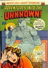 Cover for Adventures into the Unknown (American Comics Group, 1948 series) #37