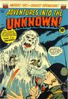 Cover for Adventures into the Unknown (American Comics Group, 1948 series) #40