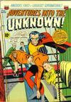 Cover for Adventures into the Unknown (American Comics Group, 1948 series) #41