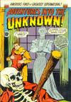 Cover for Adventures into the Unknown (American Comics Group, 1948 series) #42