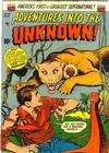 Cover for Adventures into the Unknown (American Comics Group, 1948 series) #44