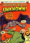 Cover for Adventures into the Unknown (American Comics Group, 1948 series) #45
