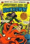 Cover for Adventures into the Unknown (American Comics Group, 1948 series) #47