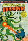 Cover for Adventures into the Unknown (American Comics Group, 1948 series) #49