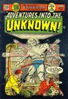 Cover for Adventures into the Unknown (American Comics Group, 1948 series) #54