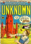 Cover for Adventures into the Unknown (American Comics Group, 1948 series) #61