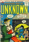 Cover for Adventures into the Unknown (American Comics Group, 1948 series) #66