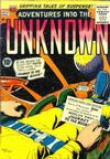 Cover for Adventures into the Unknown (American Comics Group, 1948 series) #95