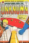 Cover for Adventures into the Unknown (American Comics Group, 1948 series) #96