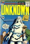 Cover for Adventures into the Unknown (American Comics Group, 1948 series) #102