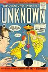 Cover for Adventures into the Unknown (American Comics Group, 1948 series) #122