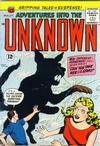 Cover for Adventures into the Unknown (American Comics Group, 1948 series) #135