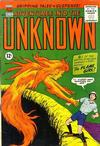 Cover for Adventures into the Unknown (American Comics Group, 1948 series) #138