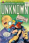 Cover for Adventures into the Unknown (American Comics Group, 1948 series) #160