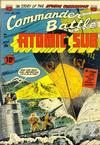 Cover for Commander Battle and the Atomic Sub (American Comics Group, 1954 series) #4