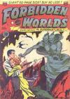Cover for Forbidden Worlds (American Comics Group, 1951 series) #1