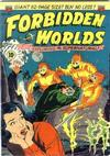 Cover for Forbidden Worlds (American Comics Group, 1951 series) #2