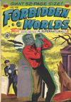 Cover for Forbidden Worlds (American Comics Group, 1951 series) #4
