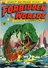 Cover for Forbidden Worlds (American Comics Group, 1951 series) #5