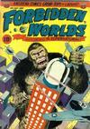 Cover for Forbidden Worlds (American Comics Group, 1951 series) #6