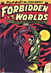 Cover for Forbidden Worlds (American Comics Group, 1951 series) #7