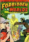 Cover for Forbidden Worlds (American Comics Group, 1951 series) #8