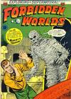 Cover for Forbidden Worlds (American Comics Group, 1951 series) #11