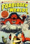 Cover for Forbidden Worlds (American Comics Group, 1951 series) #14